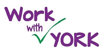 Work With York logo