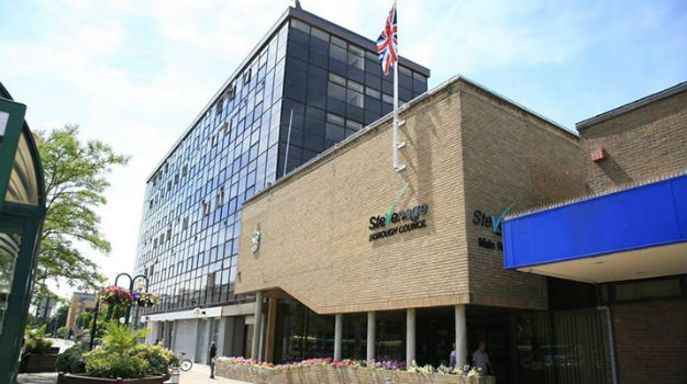 Stevenage council offices