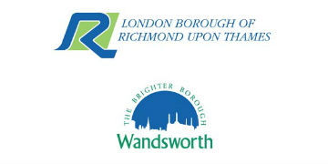 Wandsworth & Richmond council logo