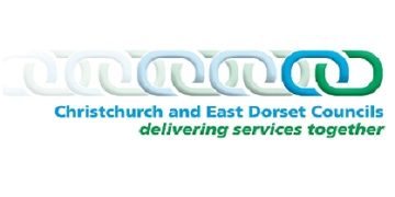 Christchurch and East Dorset Councils logo