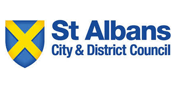 St Albans District Council logo