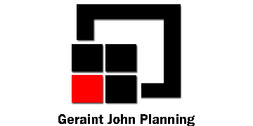 Geraint John Planning Ltd logo