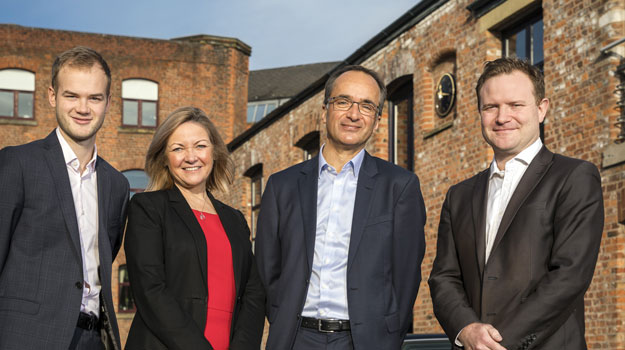 Former Peter Brett pair set up new firm