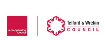 Telford and Wrekin Council logo