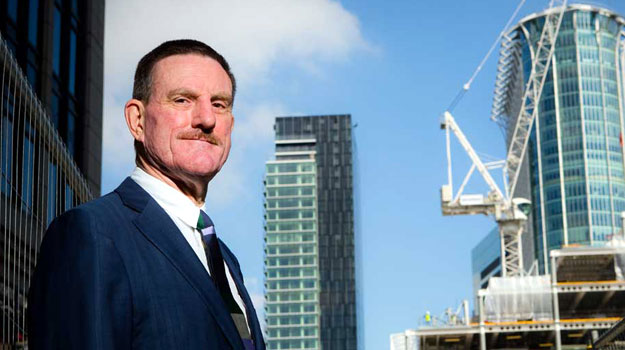 City of London planning chief to take up university position