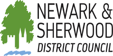 Newark and Sherwood District Council logo