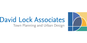 David Lock Associates: Town Planning & Urban Design logo