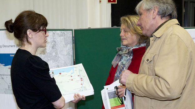 Careers Advice: Project-managing local plan production