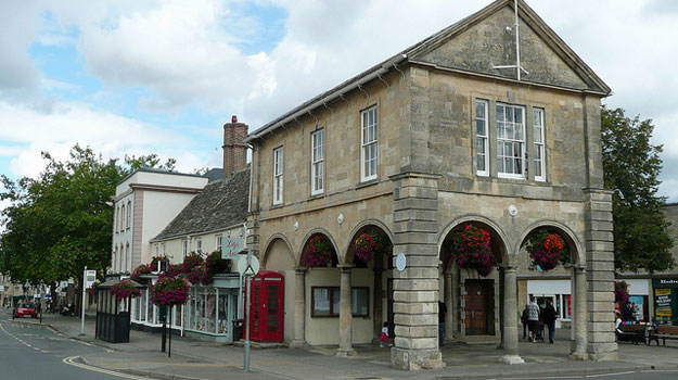 Witney town hall