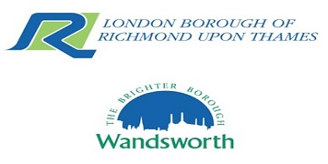 Richmond and Wandsworth Councils logo