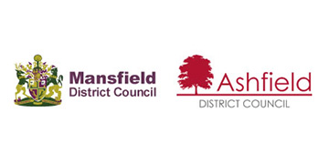 Mansfield and Ashfield Shared Service logo
