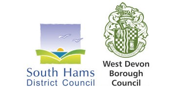 South Hams District Council / West Devon Borough Council logo