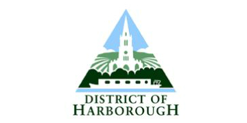 District Borough of  Harborough logo